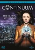 Continuum - Seizoen 1, (DVD)