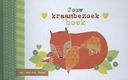 Jouw kraambezoekboek Marieke ten Berge, Hardcover