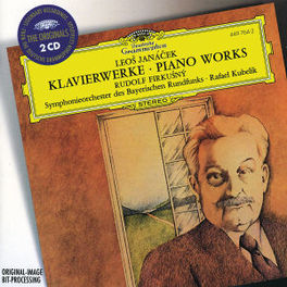 CAPRICCIO CONCERTINO W/RUDOLF FIRKUSNY, RAFAEL KUBELIK, BAYERN RUNDFUNKS Audio CD, L. JANACEK, CD