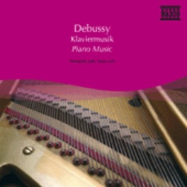 PIANO MUSIC FRANCOIS-JOEL THIOLLIER C. DEBUSSY, CD