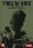 Wire - Seizoen 2, (DVD)