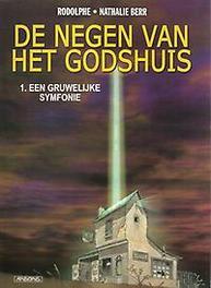 NEGEN VAN HET GODSHUIS 01. SYMPHONIE VAN HET NOODLOT NEGEN VAN HET GODSHUIS, BERR, Paperback