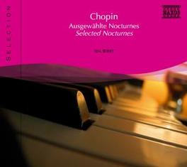SELECTED NOCTURNES ISIL BIRET F. CHOPIN, CD