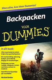 Backpacken voor Dummies Kelder, Michiel, Ebook