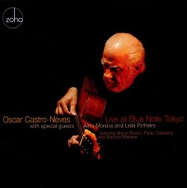 LIVE AT BLUE NOTE TOKYO CASTRO-NEVES, OSCAR, CD