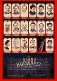 Grand Budapest hotel, (DVD)