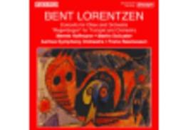 OBOE CONCERTO HOFFMANN/RASMUSSEN/LORENT, CD