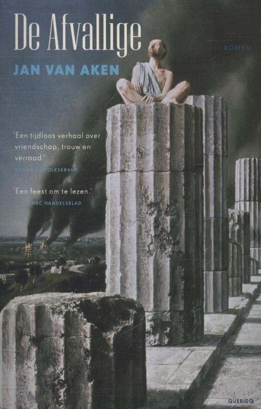 9789021454894 - De afvallige. Van Aken, Jan, Paperback - Libro