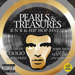PEARLS & TREASURES.. .. R'N'B & HIP HOP FINEST V/A, CD