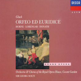 ORPHEE ET EURYDICE (COMPL CHOIR&ORCH.ROYAL OPERA HOUSE/SOLTI Audio CD, C.W. GLUCK, CD