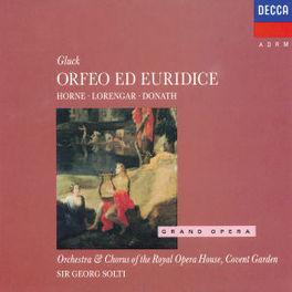 ORPHEE ET EURYDICE (COMPL CHOIR&ORCH.ROYAL OPERA HOUSE/SOLTI Audio CD, C.W. GLUCK, CD