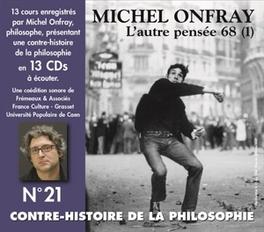 CONTRE-HISTOIRE DE LA..21 .. PHILOSOPHIE VOL. 21 MICHEL ONFRAY, CD