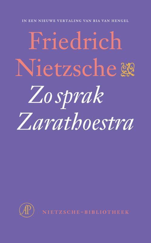 Zo sprak Zarathoestra Nietzsche, Friedrich, Ebook