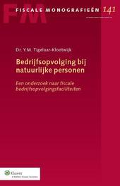 Bedrijfsopvolging bij natuurlijke personen een onderzoek naar fiscale bedrijfsopvolgingsfaciliteiten, Tigelaar-Klootwijk, Yvonne M., Ebook