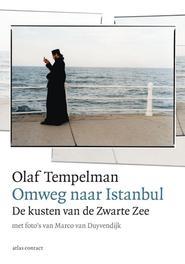 Omweg naar Istanbul de kusten van de Zwarte Zee, Tempelman, Olaf, Ebook