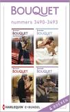 Bouquet e-bundel nummers 3490-3493 (4-in-1)