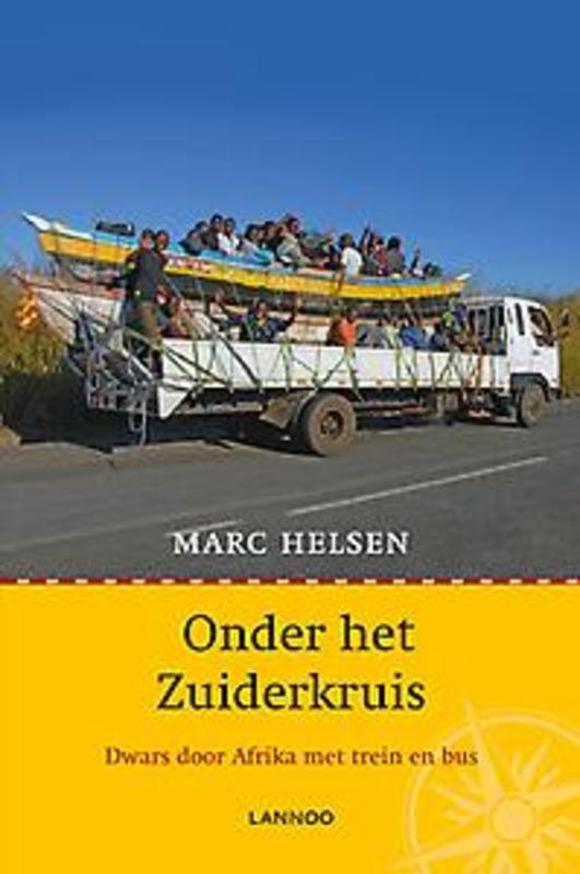 Onder het zuiderkruis dwars door Afrika met trein en bus, Helsen, Marc, Ebook