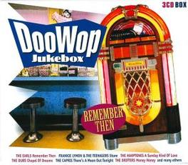 DOOWOP JUKEBOX WEARLS/FRANKIE LYMON/DIAMONDS/DELLS/HARPTONES/DRIFTERS Audio CD, V/A, CD