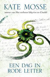 Een dag in rode letter Montsegur, de Franse Pyreneeen, Mosse, Kate, Ebook
