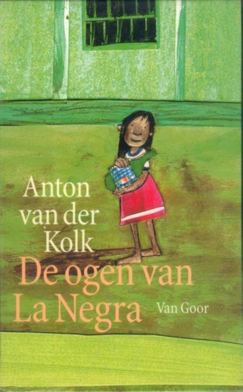 De ogen van La Negra Kolk, Anton van der, Ebook