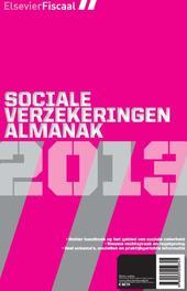 Elsevier sociale verzekering almanak / 2013 Tappel, Ben, Ebook