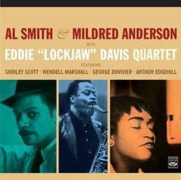 HEAR MY BLUES/PERSON TO.. .. PERSON//AL SMITH & MILDRED ANDERSON WITH EDDIE DAVIS SMITH/ANDERSON/DAVIS, CD