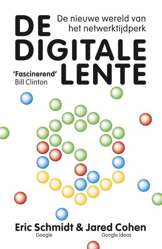 De digitale lente de nieuwe wereld van het netwerktijdperk, Schmidt, Eric, Ebook