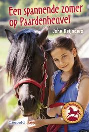 Een spannende zomer op Paardenheuvel Reijnders, Joke, Ebook