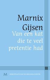 Van een kat die veel pretentie had Gijsen, Marnix, Ebook