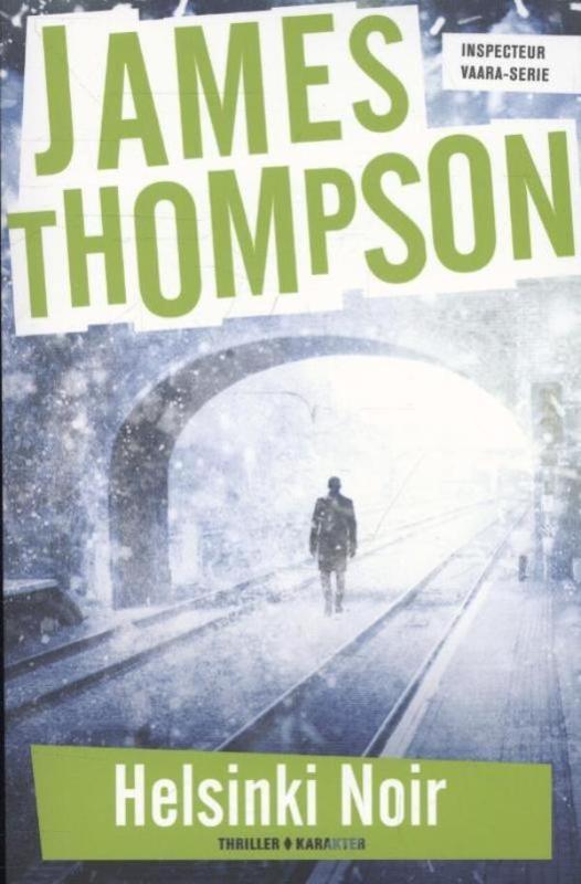 Helsinki noir Thompson, James, Ebook
