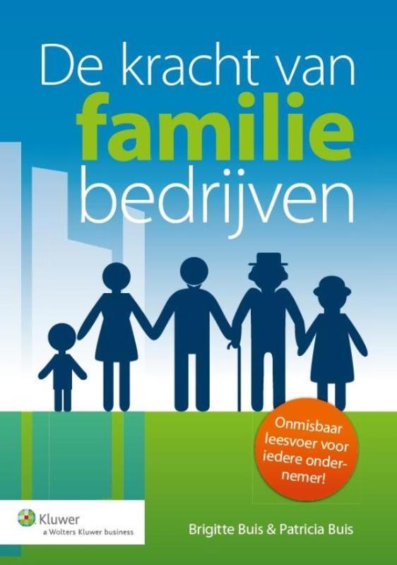De kracht van familiebedrijven strategisch voordeel in zes stappen, Buis, Brigitte, Ebook