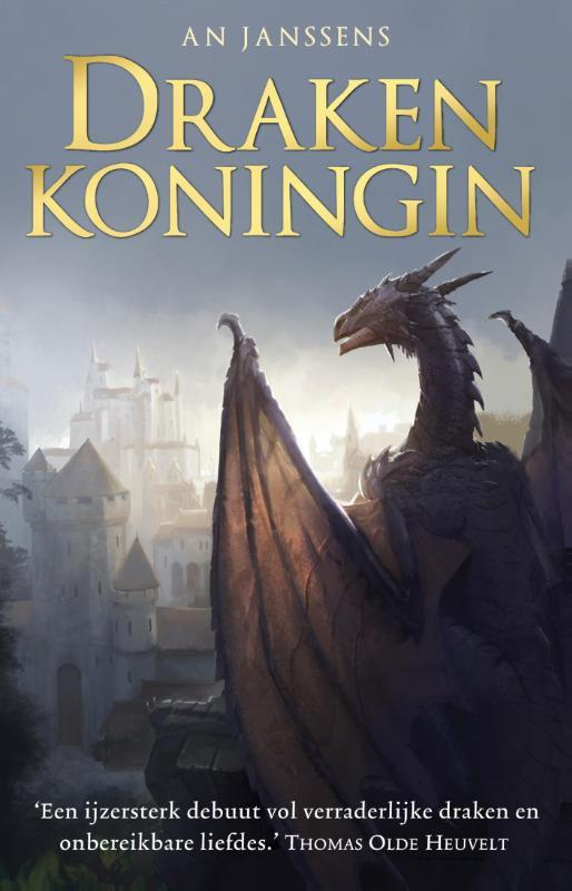 De drakenkoningin Janssens, An, Ebook