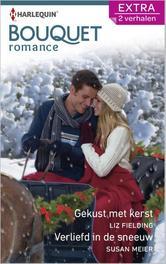 Gekust met kerst  Verliefd in de sneeuw Fielding, Liz, Ebook