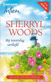 Bij toverslag verliefd Rose Cottage, Woods, Sherryl, Ebook