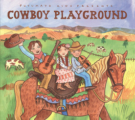 COWBOY PLAYGROUND PUTUMAYO PRESENTS V/A, CD