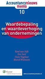 Waardebepaling en waardeverhoging van ondernemingen, Dijk, Rene van, Ebook