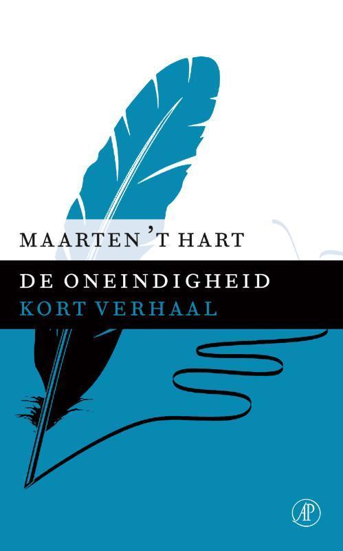 De oneindigheid Hart, Maarten 't, Ebook