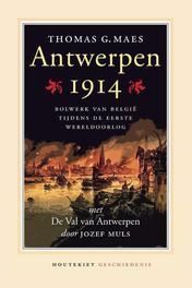 Antwerpen 1914 bolwerk van Belgie tijdens de Eerste Wereldoorlog, Maes, Thomas G., Ebook