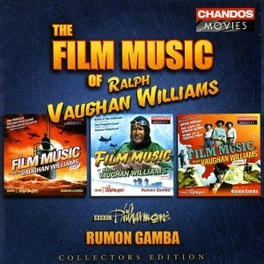 FILM MUSIC-COLLECTORS EDI BBC P.O./GAMBA Audio CD, R. VAUGHAN WILLIAMS, CD