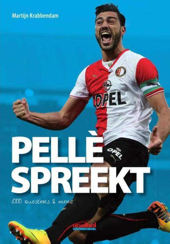 Pelle spreekt 1000 questions and more, Krabbendam, Martijn, Ebook