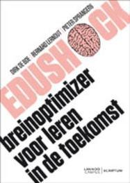 Edushock breinoptimizer voor leren in de toekomst, Boe, Dirk de, Ebook