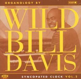 SYNCOPATED CLOCK V.2 1953-55 DAVIS, BILL -WILD-, CD
