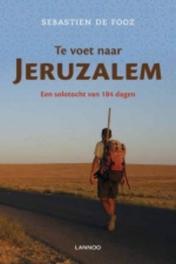 Te voet naar Jeruzalem een solotocht van 184 dagen, Fooz, Sebastien de, Ebook