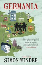 Germania een persoonlijke geschiedenis van het oude en het huidige Duitsland, Winder, Simon, Ebook