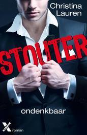 Stouter / 1 Ondenkbaar Lauren, Christina, Ebook