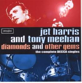 DIAMONDS AND OTHER GEMS * THE COMPLETE DECCA SINGLES * Audio CD, HARRIS, JET & TONY MEEHAN, CD