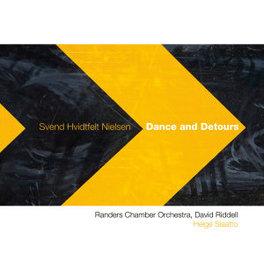 DANCE AND DETOURS SVEND HVIDTFELT NIELSEN, CD