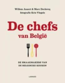 De chefs van België de smaakmakers van de Belgische keuken, Asaert, Willem, Ebook