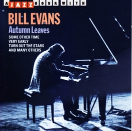 AUTUMN LEAVES A JAZZ HOUR WITH Audio CD, BILL EVANS, CD