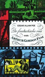 De fantastische reis van Arthur Gordon Pijm Poe, Edgar Allan, Ebook
